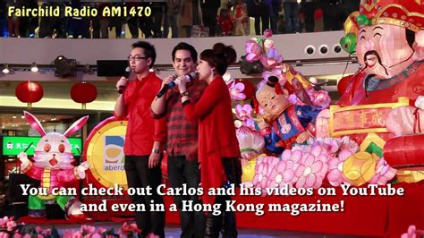 hong kong cantonese new year song happy new year 新年快樂 恭喜發財 cantonese word