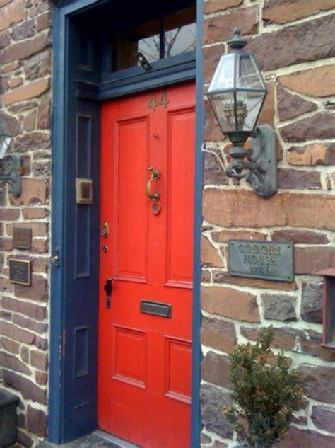 matching garage and front door