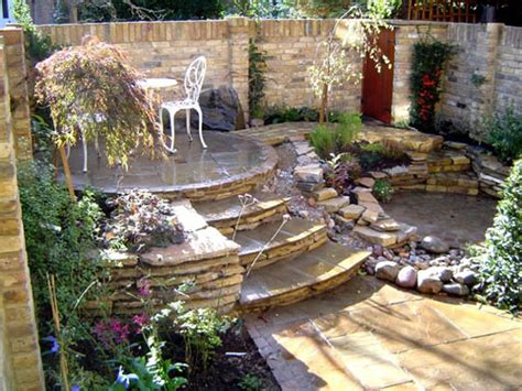 Landscaping Ideas For Small Gardens Rock Garden Ideas For Small Gardens Home Design Ideas