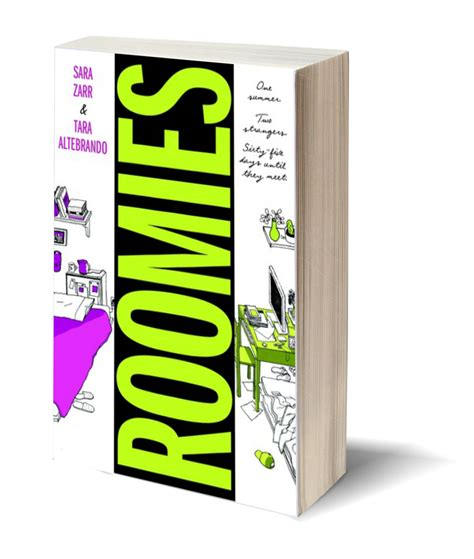 roomies books roomies by zarr tara altebrando review books