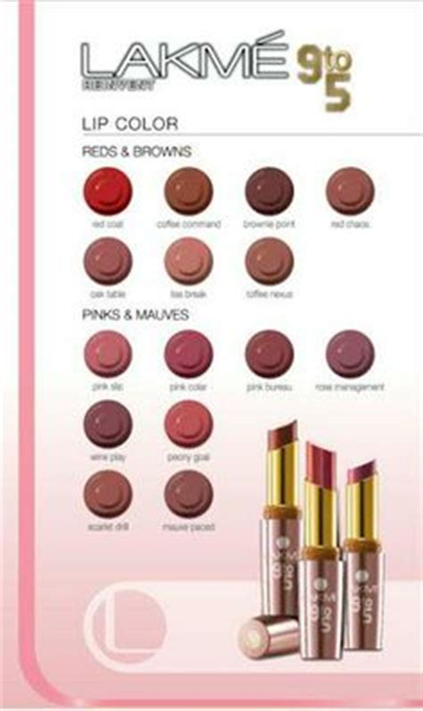 lakme 9 to 5 office stylist makeup range product and 1000 images about lakme my love on pinterest lipstick