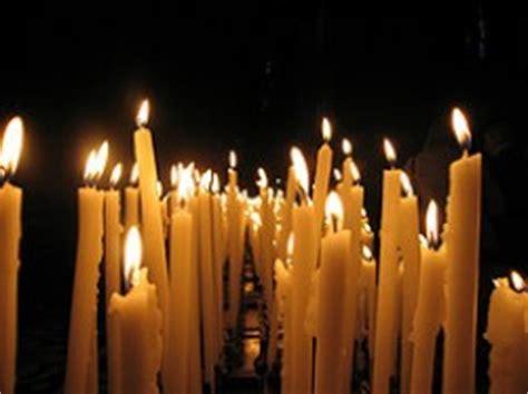benedizione delle candele 2 febbraio la candelora