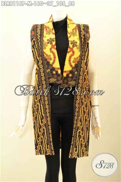 Outer Batik Panjang Murah Batik Keren Batik Cantik outer batik panjang motif klasik balero batik modis cocok