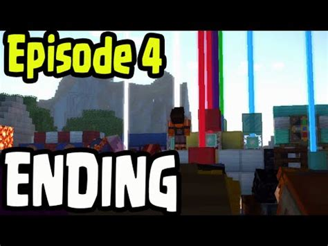 A Place Ending Minecraft Story Mode Episode 4 Ending Walkthrough Part 7 Quot A Block And A Place Quot Sad End
