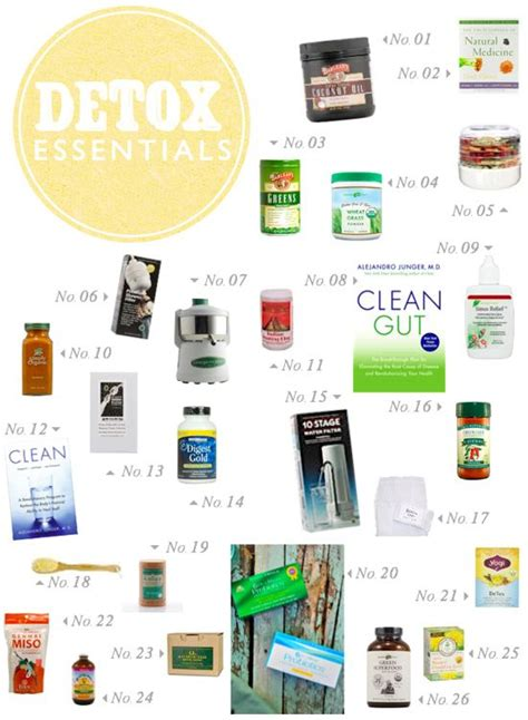 Best Detox Methods For Lyme by Ready For A Detox Diet Here Are A Few Of My Favorite