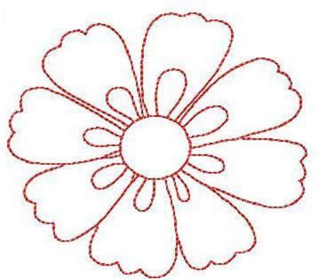 easy floral designs embroidery designs easy flower makaroka com