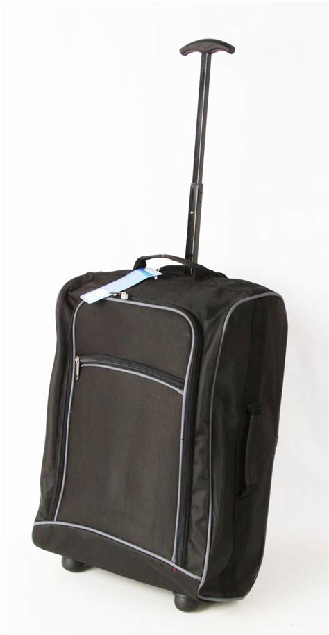 Cabin Luggage Size by Wheeled Trolley Flight Cabin Size Approved