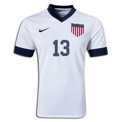 alex usa soccer jersey nike womens usa alex 13 centennial soccer jersey