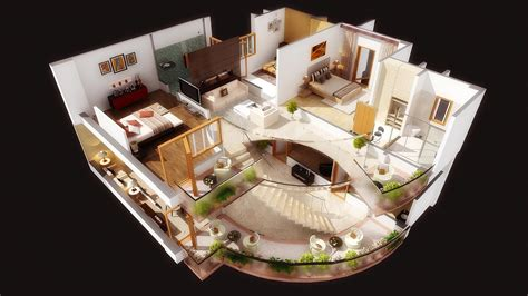 Designing Floor Plans 3d plan rendering