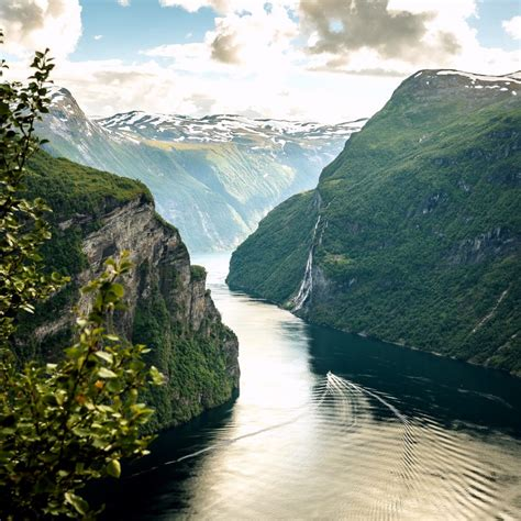 fjord finland where is norway