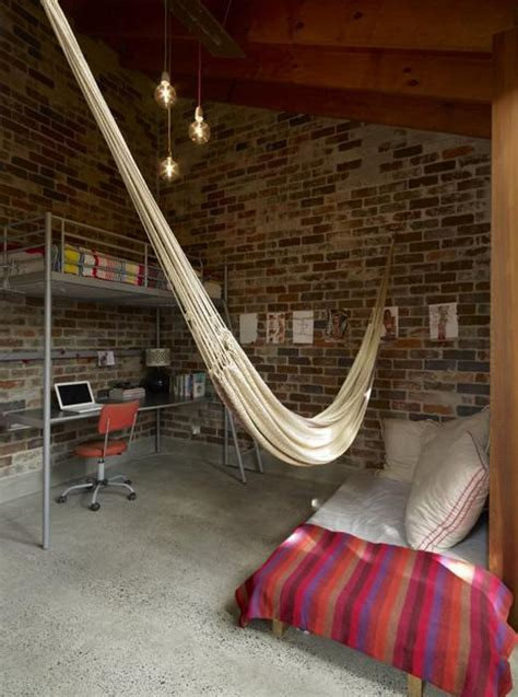 room hammocks creative room decorating ideas adding of hammocks to interior design