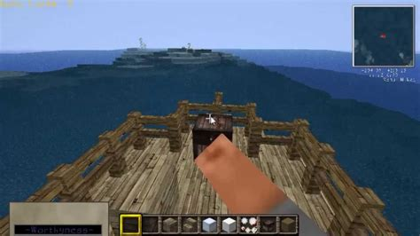archimedes boat mod minecraft mod archimedes boat มาสร างเร อก น part1