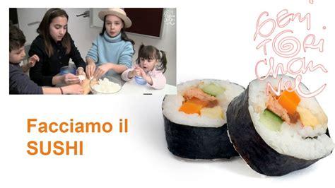 cucinare il sushi ricetta per cucinare il sushi sushi maki e nighiri