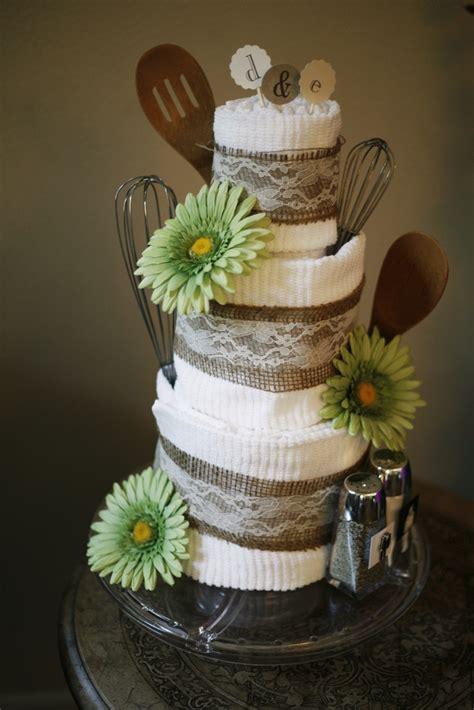 Bridal Shower Idea Towel Wedding Cake by Bridal Shower Cake Towel Cake Bridal Towel Cakes