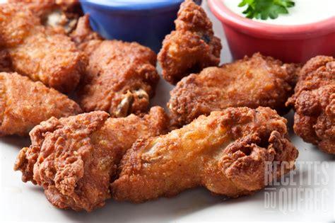 cuisiner des ailes de poulet ailes de poulet cajun recettes du qu 233 bec