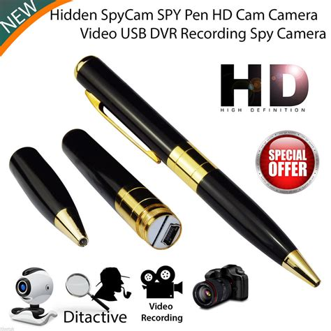 mini pen hd 32gb dvr