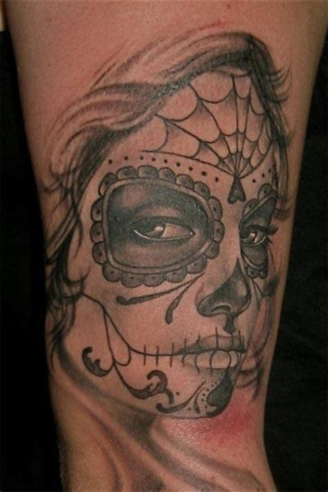 dia delos muertos tattoos for men the pretty pink arsenal a d 237 a to remember d 237 a de los
