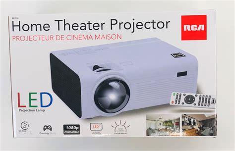 rca  lumens home theater projector deal brickseek