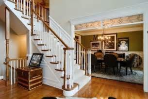 painting stained wood trim is there a trend to paint interior stained wood trim white
