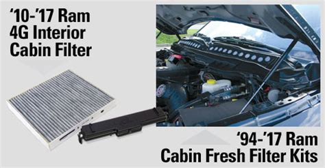 geno s garage march special cabin filters dodge