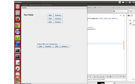java layout text field java gridbaglayout issues stack overflow
