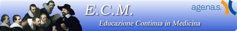 agenas ecm dati age na s educazione continua in medicina