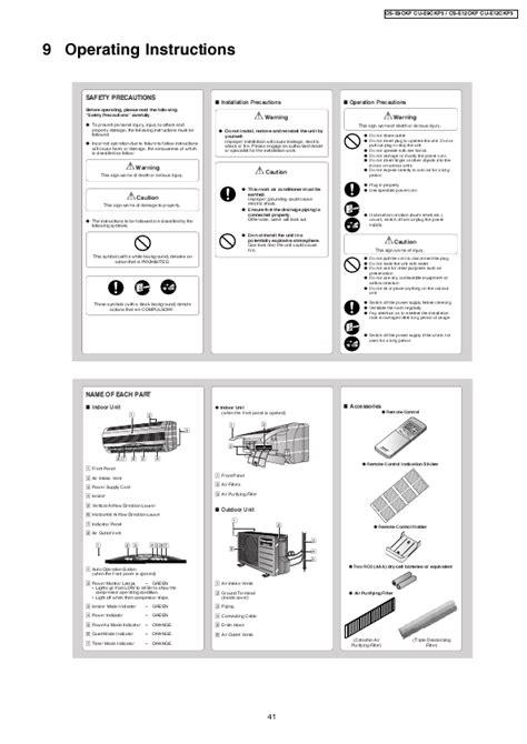 lg r410a air conditioner installation manual panasonic r410a air conditioner manual