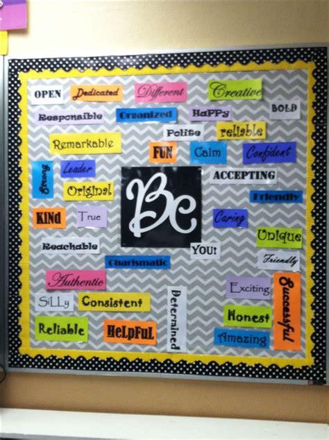 25 creative bulletin board ideas for kids character