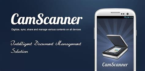 camscaner apk turn your phone into a scanner using the powerful camscanner app