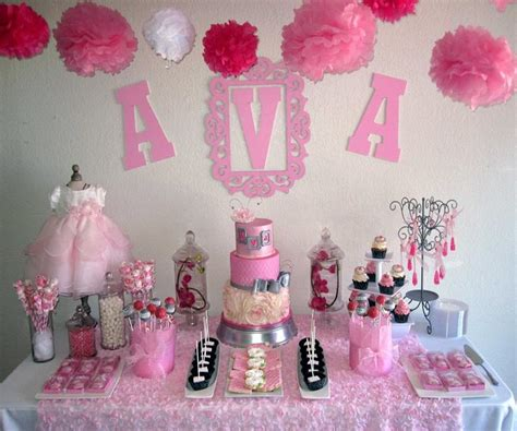 pink party decorating ideas best home design 2018