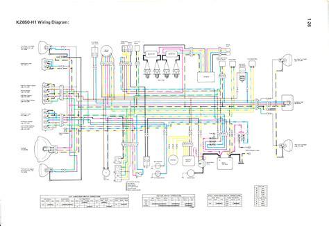 kawasaki z650 b1 wiring diagram efcaviation