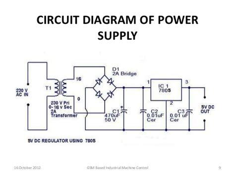 circuit diagram of bridge rectifier with filter k
