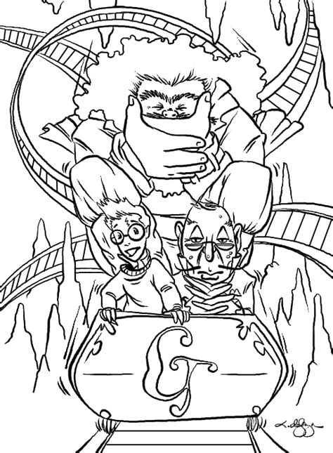 harry potter fluffy coloring page harry potter coloring pages coloring pages to print