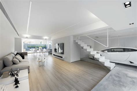modern minimalist house design with an admirable