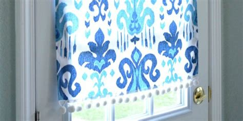 magnetic window coverings remodelaholic no sew magnetic window covering