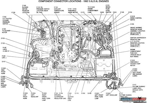 ford f150 engine wiring harness diagram ford diagram