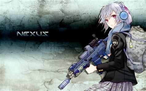 Wallpaper Anime Nexus | nexus dubstep wallpaper by psdesignes on deviantart