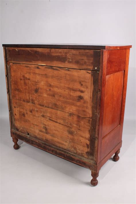 Chest Of Drawers Cherry by Lot 208 Cherry Chest Of Drawers C 1840