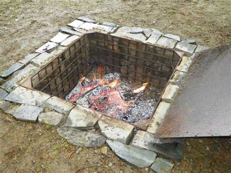 in ground pits for sale build an outdoor cooking area farm and garden grit