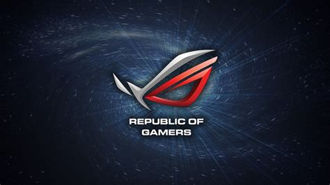 gamers republic wallpaper asus republic of gamers wallpaper hd wallpaper