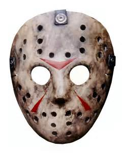 jason mask template search results for printable template calendar 2015