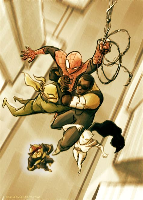 ultimate spider man  en  deviantart