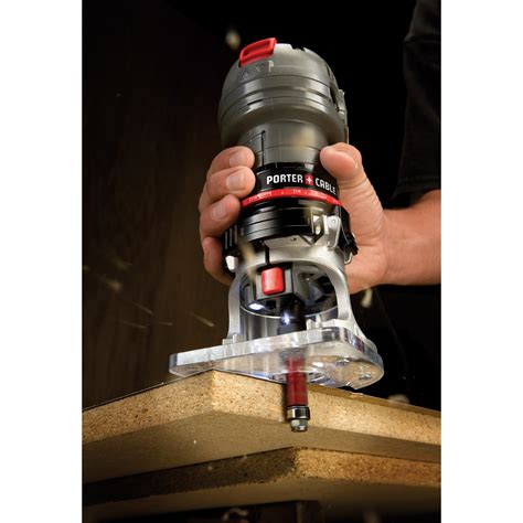 porter cable  amp single speed  laminate trimmer
