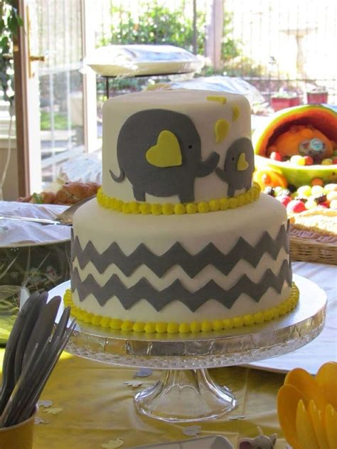 baby shower elephant cake pictures   images