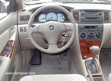 Toyota Corolla Interior Parts by 2003 Toyota Corolla Photo Gallery Carparts