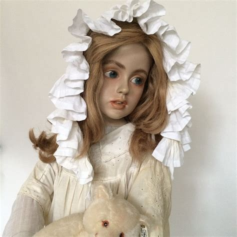 antique mannequin child vintage child mannequin dreaming doll french from