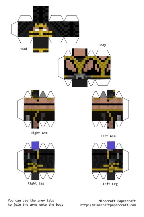 papercraft your skin 28 images papercraft creeper