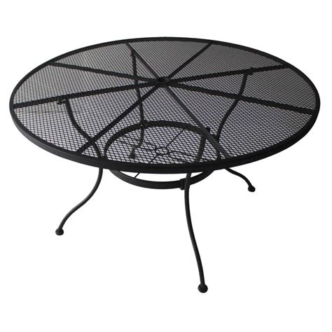 desk hole cover lowes furniture round cushions for patio chairs round patio