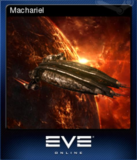 Eve Online Gift Card - eve online machariel steam trading cards wiki fandom powered by wikia