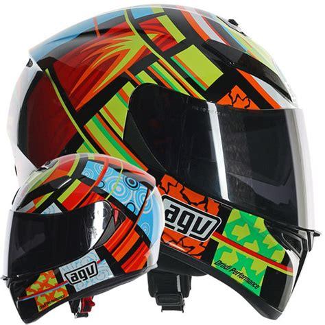 Helm Agv Motif Agv K3 Sv Valentino Elements Helmet Valentino